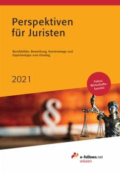 Perspektiven für Juristen 2021