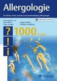 Allergologie - 1000 Fragen (eBook, PDF)