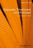 Exposee, Treatment und Konzept (eBook, PDF)
