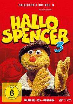 Hallo Spencer-Collecotor's Box 3 (Ep.116-155)