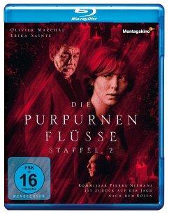Die Purpurnen Flüsse - Staffel 2 BLU-RAY Box