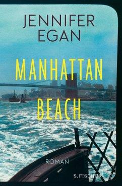 Manhattan Beach (Mängelexemplar) - Egan, Jennifer