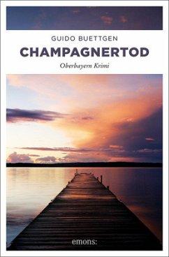 Champagnertod (Mängelexemplar) - Buettgen, Guido