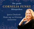 Die große Cornelia Funke-Hörspielbox, 6 Audio-CDs (Mängelexemplar)