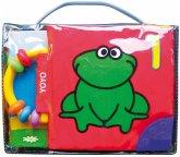 Mein superweiches Knisterbuch - Frosch (Mängelexemplar)