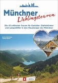 Münchner Lieblingstouren (Mängelexemplar)