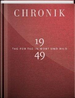 Jubiläumschronik 1949 (Mängelexemplar)