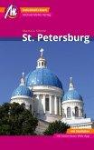 St. Petersburg MM-City Reiseführer Michael Müller Verlag (Mängelexemplar)