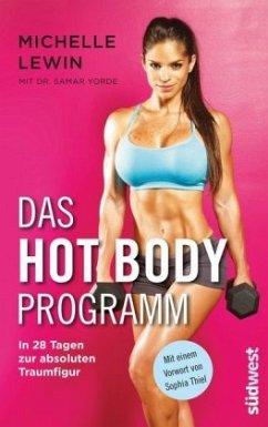 Das Hot-Body-Programm (Mängelexemplar) - Lewin, Michelle