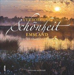 Verborgene Schönheit Emsland (Mängelexemplar) - Heskamp, Richard
