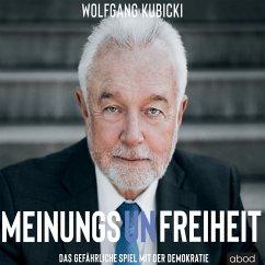 Meinungsunfreiheit (MP3-Download) - Kubicki, Wolfgang