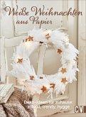 Weiße Weihnachten aus Papier (Mängelexemplar)