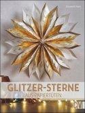 Glitzer-Sterne aus Papiertüten (Mängelexemplar)