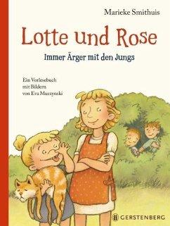 Lotte und Rose (Mängelexemplar) - Smithuis, Marieke