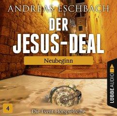 Der Jesus-Deal Folge 4 - Neubeginn (Audio-CD) (Mängelexemplar) - Eschbach, Andreas
