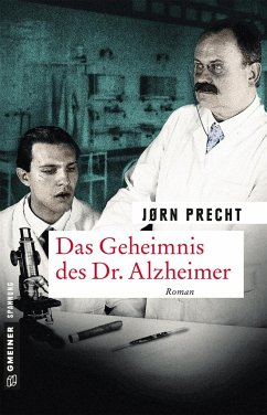Das Geheimnis des Dr. Alzheimer (Mängelexemplar) - Precht, Jørn