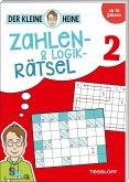 Der kleine Heine: Zahlen-und Logikrätsel 2 (Mängelexemplar)