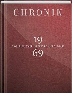 Jubiläumschronik 1969 (Mängelexemplar)