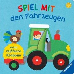 Spiel mit den Fahrzeugen (Mängelexemplar) - Grimm, Sandra