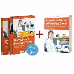 Sparpaket - Einstellungstest + Auswahlverfahren Öffentlicher Dienst - Guth, Kurt;Mery, Marcus;Mohr, Andreas