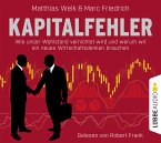 Kapitalfehler, 6 Audio-CD (Mängelexemplar)