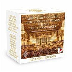 Neujahrskonzert:Die Gesamten Werke-Extended Ed. - Wiener Philharmoniker