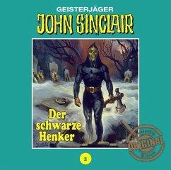 Der schwarze Henker / John Sinclair Tonstudio Braun Bd.2 (1 Audio-CD) (Mängelexemplar) - Dark, Jason
