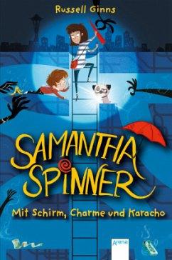 Mit Schirm, Charme und Karacho / Samantha Spinner Bd.1 (Mängelexemplar) - Ginns, Russell