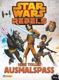 Star Wars Rebels - Mein toller Ausmalspaß (Mängelexemplar)