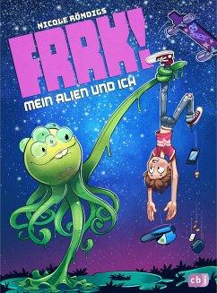 Mein Alien und ich / FRRK! Bd.1 (Mängelexemplar) - Röndigs, Nicole