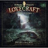 Lovecraft - Chroniken des Grauens, Akte 1: Dagon (MP3-Download)