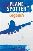 Planespotter-Logbuch (Mängelexemplar)