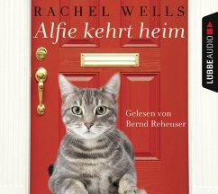 Alfie kehrt heim, 4 Audio-CDs (Mängelexemplar) - Wells, Rachel