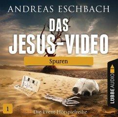 Das Jesus-Video Folge 1 - Spuren (Audio-CD) (Mängelexemplar) - Eschbach, Andreas