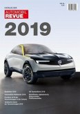 Katalog der Automobil-Revue 2019 / Catalogue de la Revue Automobile 2019 (Mängelexemplar)