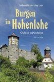 Burgen in Hohenlohe (Mängelexemplar)