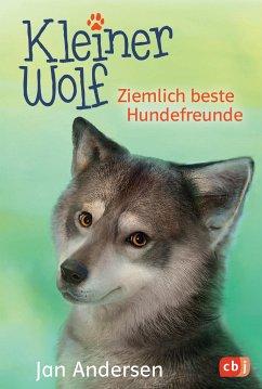 Ziemlich beste Hundefreunde / Kleiner Wolf Bd.2 (Mängelexemplar) - Andersen, Jan
