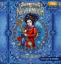 Fluch und Wunder / Nevermoor Bd.1 (2 MP3-CDs) (Mängelexemplar) - Townsend, Jessica