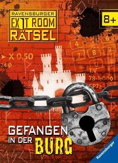 Ravensburger Exit Room Rätsel: Gefangen in der Burg (Mängelexemplar) - Scheller, Anne
