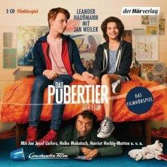 Das Pubertier, 2 Audio-CDs (Mängelexemplar) - Weiler, Jan; Haußmann, Leander