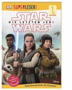 Superleser! Star Wars(TM) Die letzten Jedi / Superleser 1. Lesestufe Bd.7 (Mängelexemplar) - Amos, Ruth
