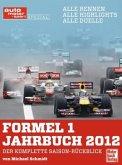 Formel 1 Jahrbuch 2012 (Mängelexemplar)