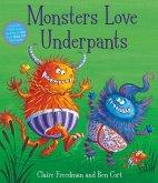 Monsters Love Underpants (eBook, ePUB)