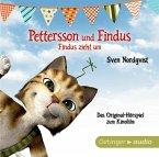 Pettersson und Findus - Findus zieht um, 1 Audio-CD (Mängelexemplar)