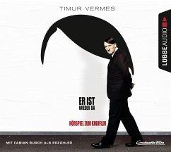 Er ist wieder da, 2 Audio-CDs (Filmtonspur) (Mängelexemplar) - Vermes, Timur