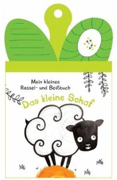 Mein kleines Rassel-und Beißbuch - Das kleine Schaf (Mängelexemplar)