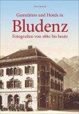 Gaststätten und Hotels in Bludenz (Mängelexemplar)