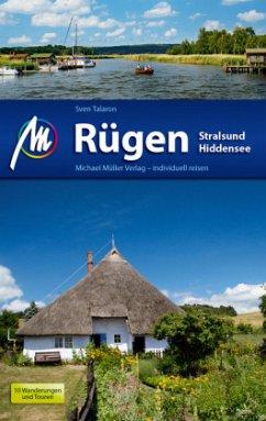 Rügen - Stralsund - Hiddensee Reiseführer (Mängelexemplar) - Talaron, Sven