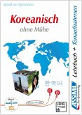 ASSiMiL Koreanisch ohne Mühe - Audio-Plus-Sprachkurs - Niveau A1-B2