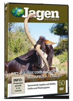 Mit Büchse und Bogen in Südafrika. Tl.2, 1 DVD-Video (Mängelexemplar)